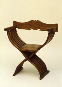 Medieval and Renaissance Chairs