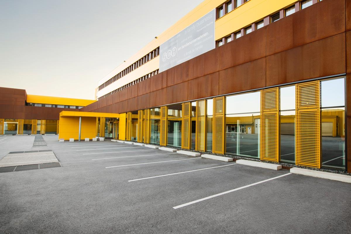 Architekturfotografie  Bildstadt
