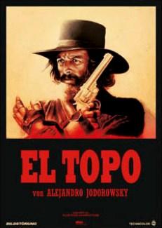 EL TOPO Kinoplakat