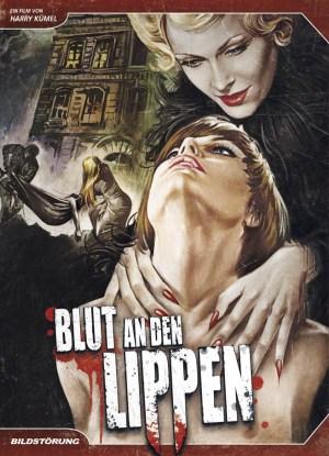DVD Schuber BLUT AN DEN LIPPEN