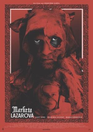 DVD Schuber MARKETA LAZAROVÁ