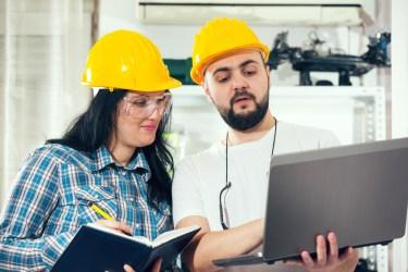 Ingenieure, Techniker, Aufstiegsfortbildung