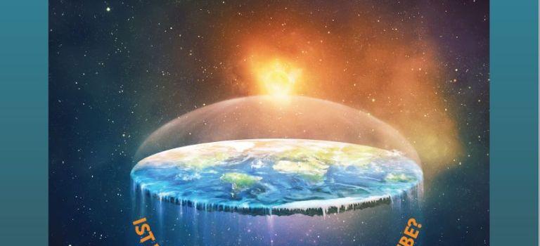 Ist die Erde doch eine Scheibe?