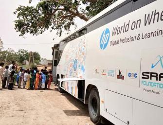HP startet Bildungsinitiative