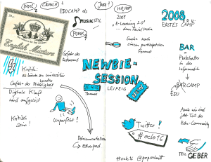 EduCamp – 01 Newbie-Session