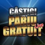 Castiga un pariu GRATUIT pentru pariuri Live