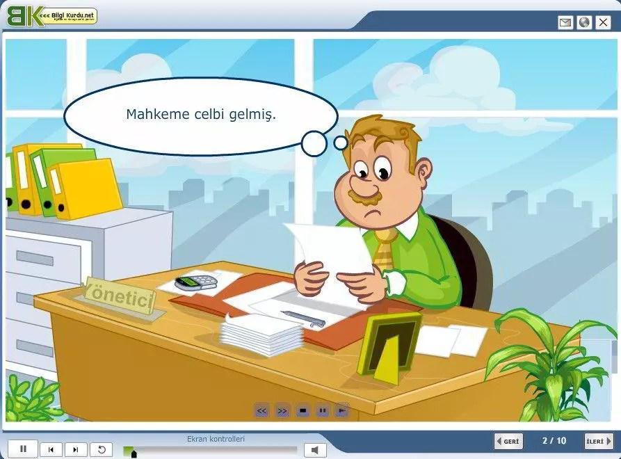 , Eğitim Demoları