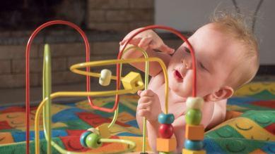 Bebeklerde Motor Gelişimi