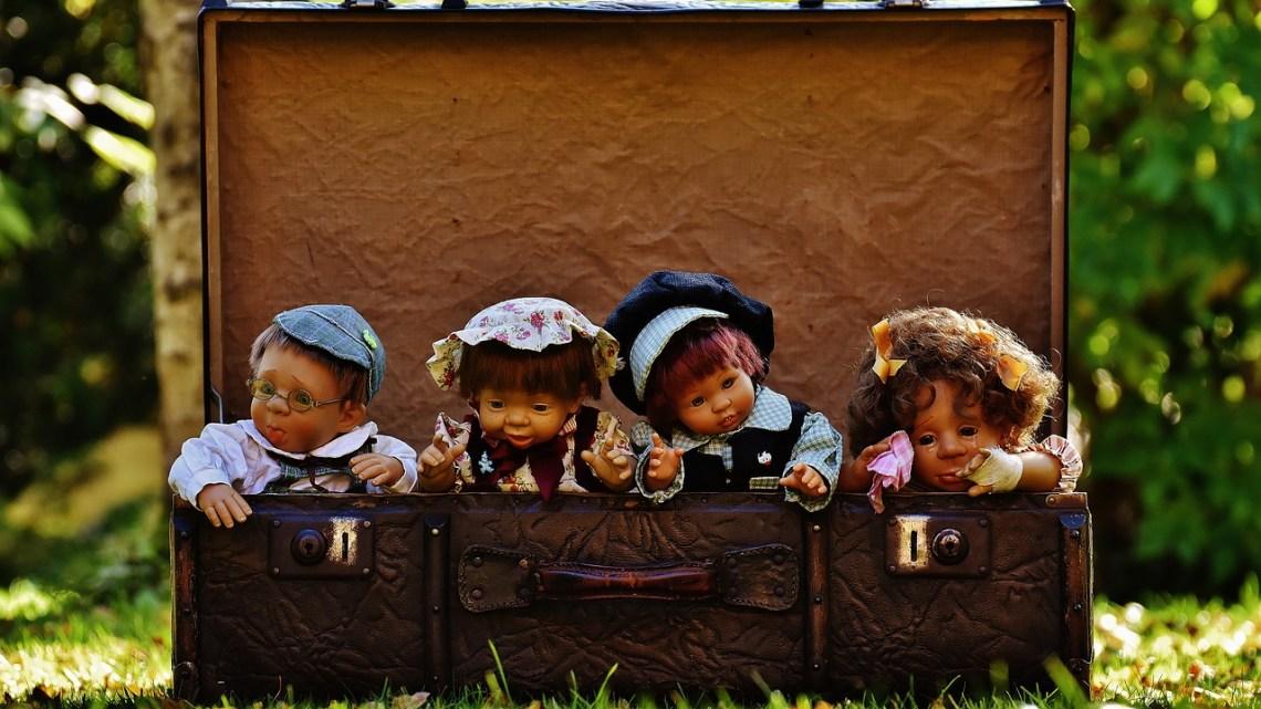 Çocuk valizi hazırlama