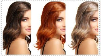 Ten Rengine Göre Saç Rengi