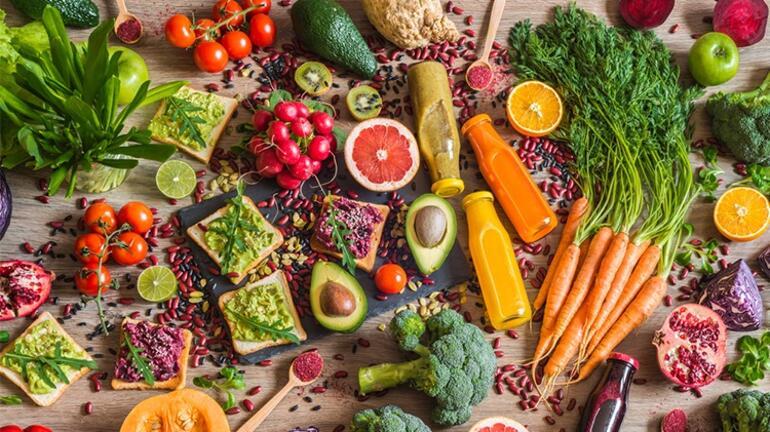Vejetaryen ve Vegan Beslenme