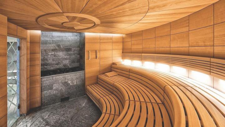 Ev Tipi Sauna İmalatı