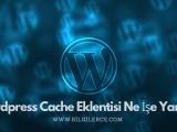 WordPress Cache Eklentisi Ne İşe Yarar?