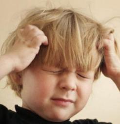 migraine  child