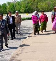 The Bhutanese-Nepali at Cahokia 2015