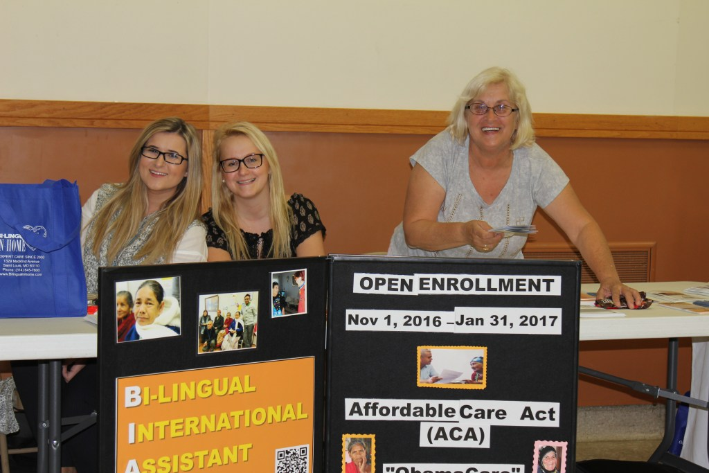BOOK YOUR AFFORDABLE CARE ACT ENROLLMENT COUNSELING APPOINTMENT NOW !!
