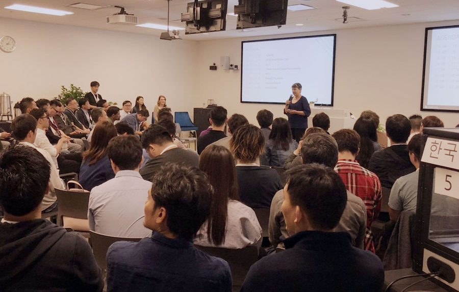 Google IO APAC Summit Attendees