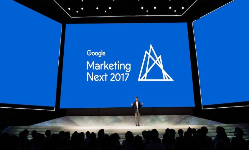 Conference Interpreting Google Marketing Next 2017