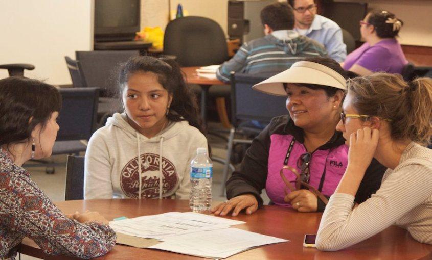 School Interpreting For Parents