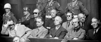 simultaneous interpreting nuremberg trials