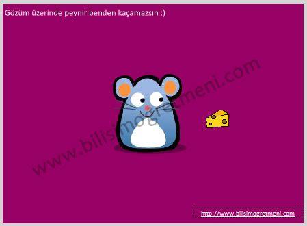 ActionScript 3.0 Dersleri – Mouse (Fareyi) Takip Eden Göz