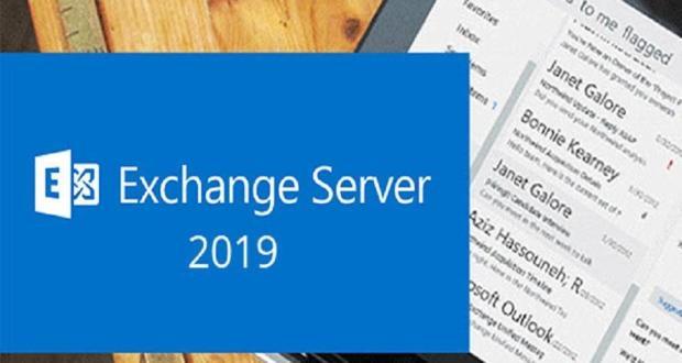 Exchange Server 2019 Setup