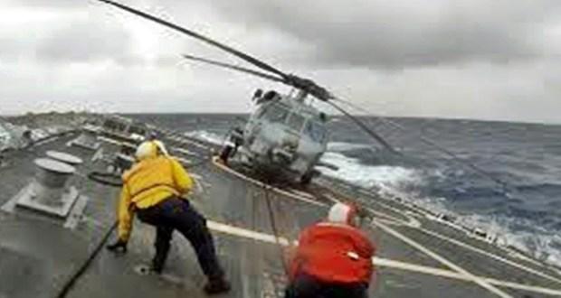 En İyi 5 İnanılmaz Helikopter Acil Durum İnişi