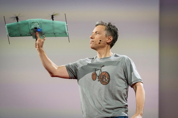 Raffaello D'Andrea speaks at TED2016