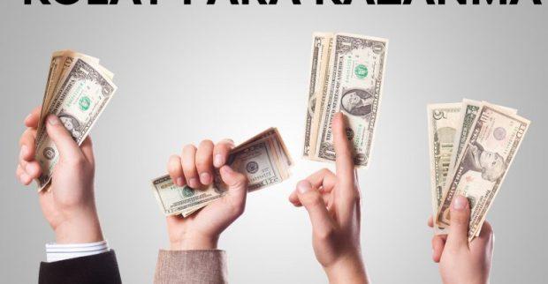 hızlı para kazanma yolları