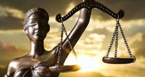 Adalet Tanrıçası