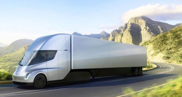 Tesla Semi Truck hakkında