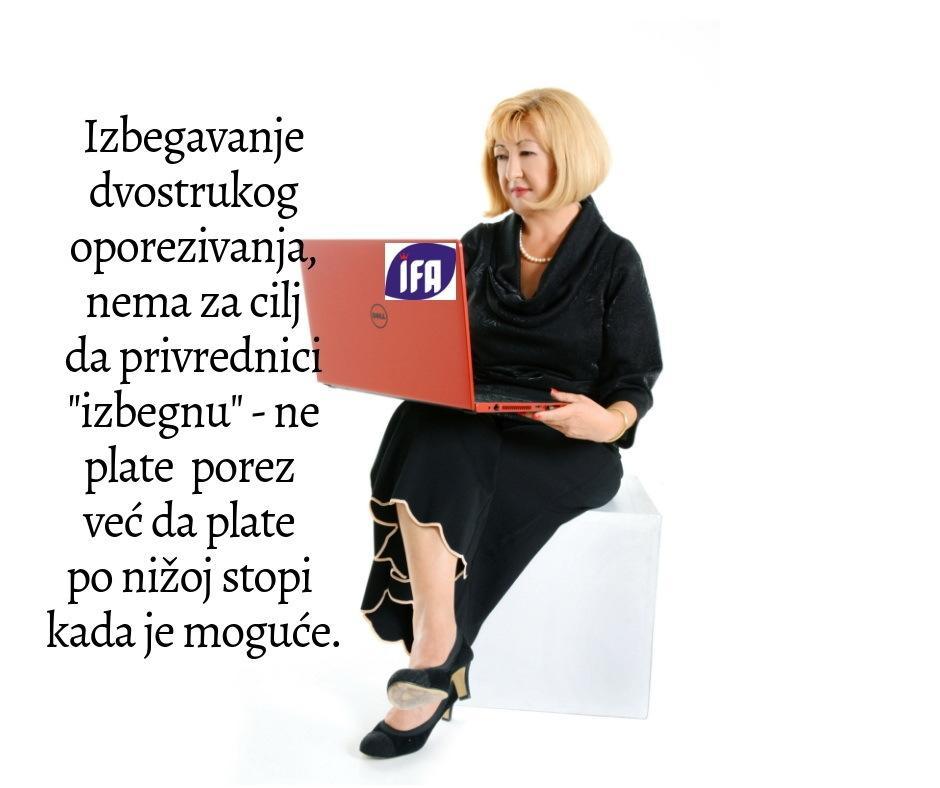 Biljana Trifunović poreski savetnik