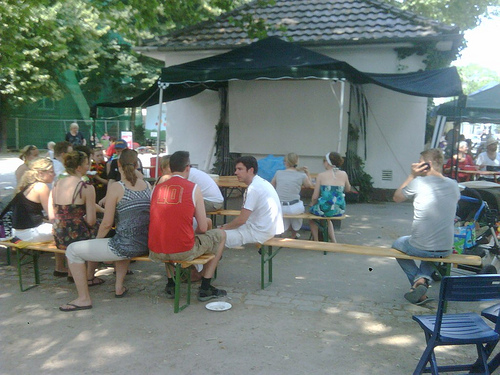 Sommerfest auf'm Friedensplätzchen – Update