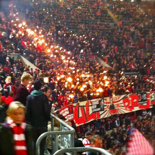 Fortuna Fans im Satdion