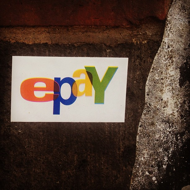 Oh, ein neues Online-Auktionshaus ;-)
