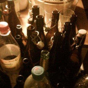 geselliges Biersammensein