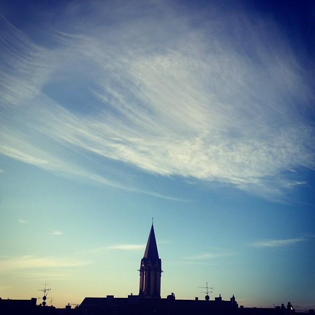 Ein schöner frischer Herbstmorgen :-)