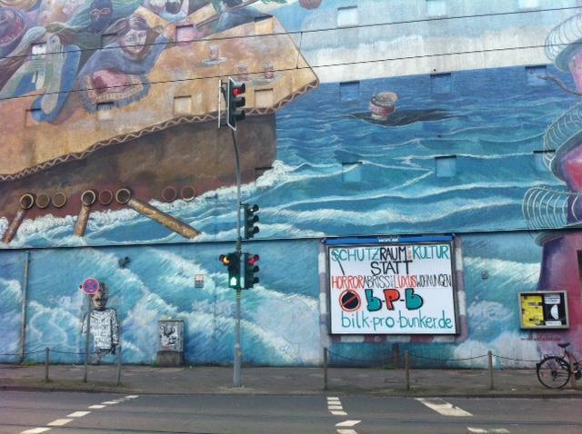 Bürgerinitiative für den Erhalt des Bilker Bunkers