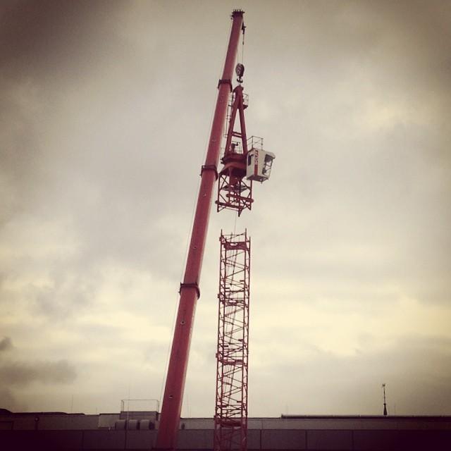 Put your head towards the air... Es ist Freitag :-)