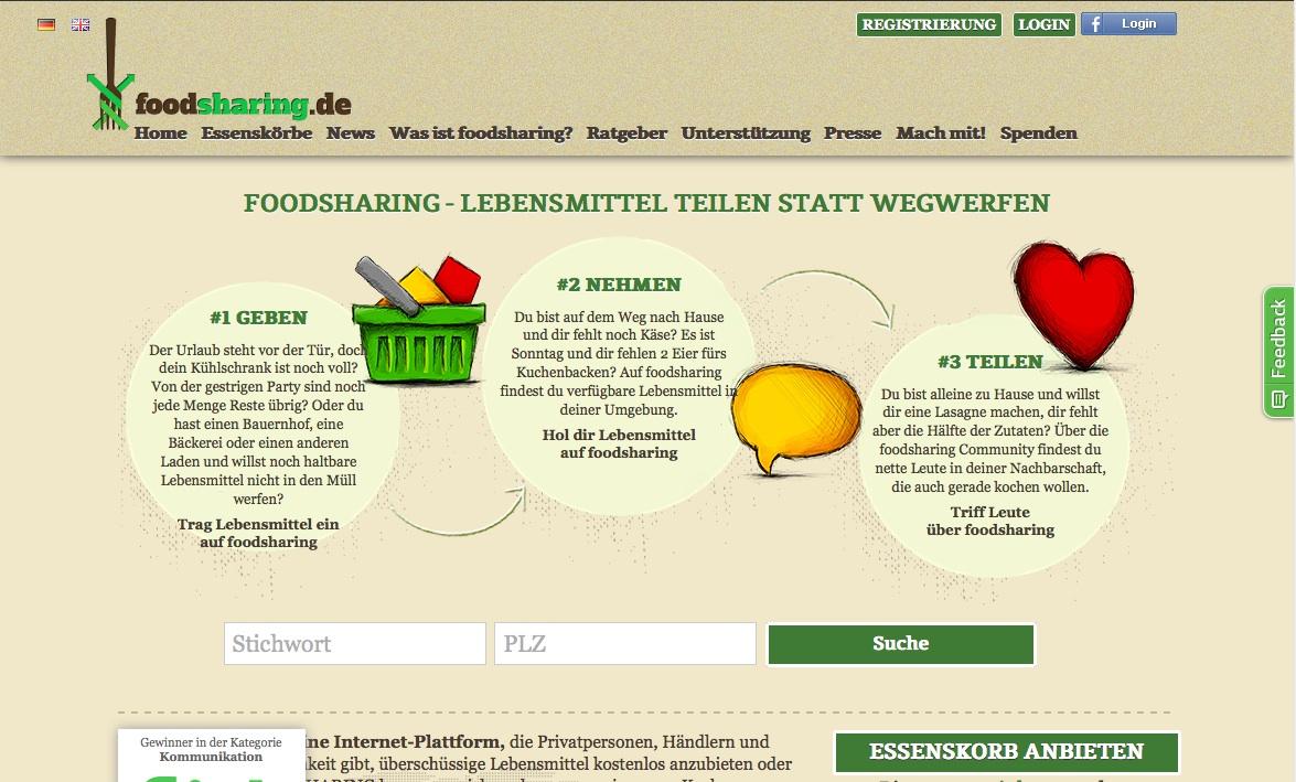 foodsharing - Lebensmittelretter Düsseldorf