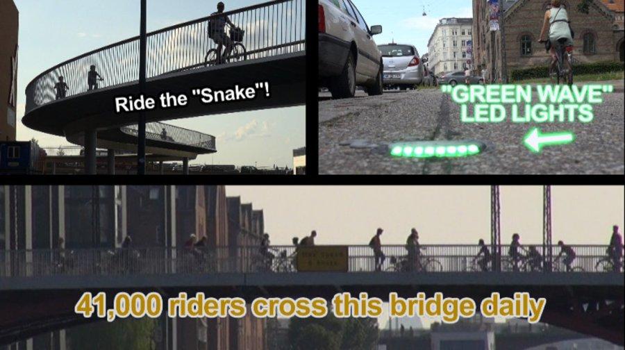 Fahrradgerechte Stadtplanung und Verkehrsführung – Blick über den Tellerrand