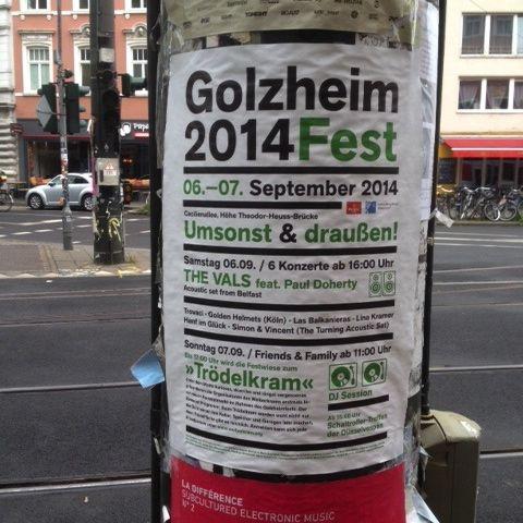 Golzheim Festival – Umsonst & draussen