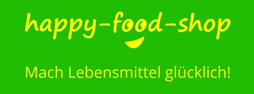 happy-food – denn Lebensmittel wollen gegessen werden!