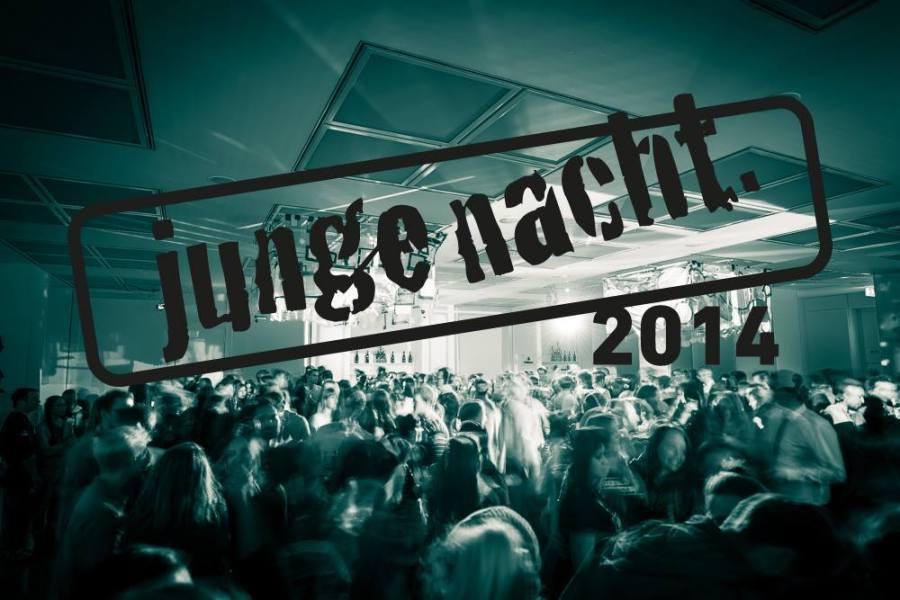 JUNGE NACHT in Düsseldorf