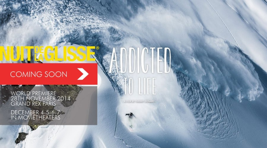 Addicted to Life – Kinoerlebnis für alle Adrenalin-Junkies