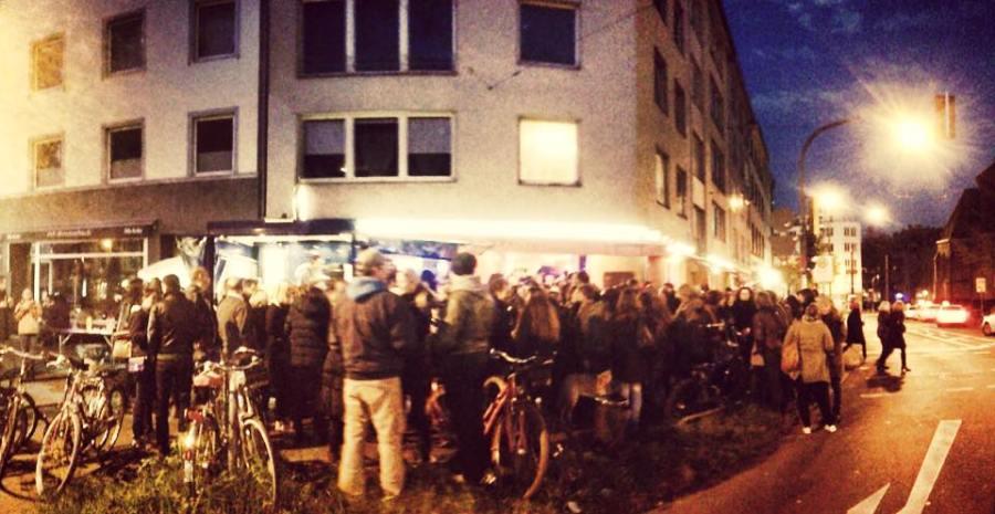 Walpurgisnacht in Bilk