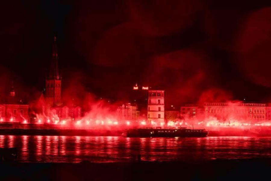 Wir sind Feuer & Flamme für unsere Fortuna