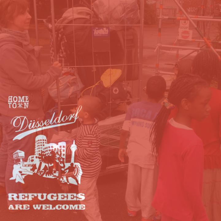 Über die Unterbringung von Flüchtlingen in Düsseldorf