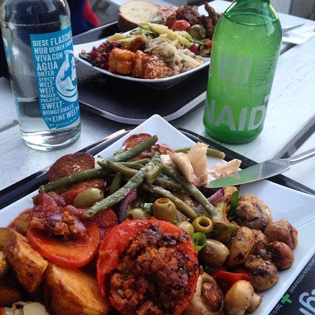 Gemüse und so bei sattgrün :-)