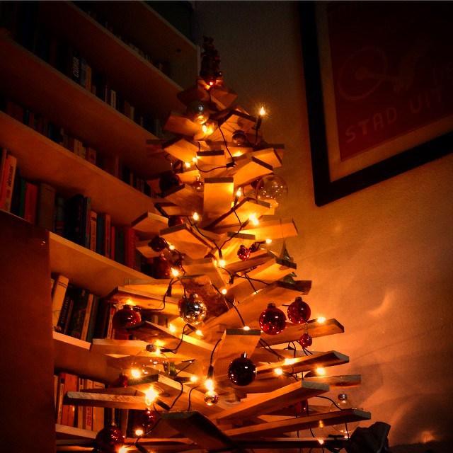 Auf der Suche nach einem glücklichen Weihnachtsbaum